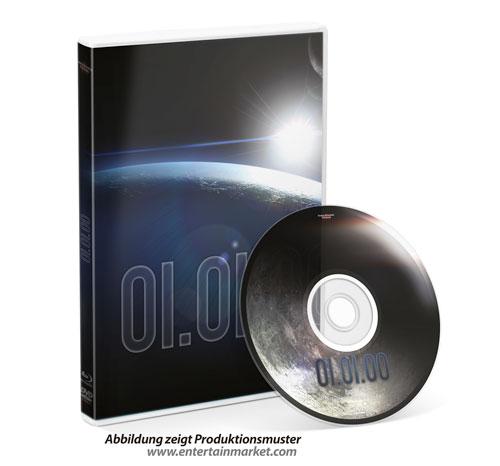 Auch diese CD, DVD oder Blu-ray Produktion erhielt bei entertainmarket.com ihre Herstellung und Verpackung