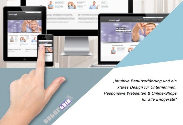 Eine Webseite für alle Display und Bildschirmgrößen