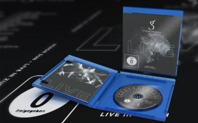 Konzerttour DVD und Blu-ray Produktion