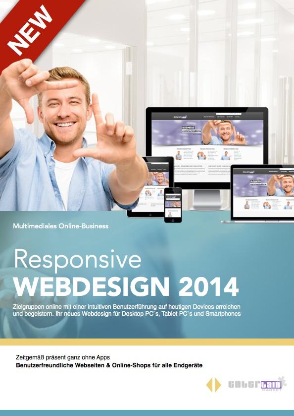 Webdesigner für Responsive Design und Webdesign