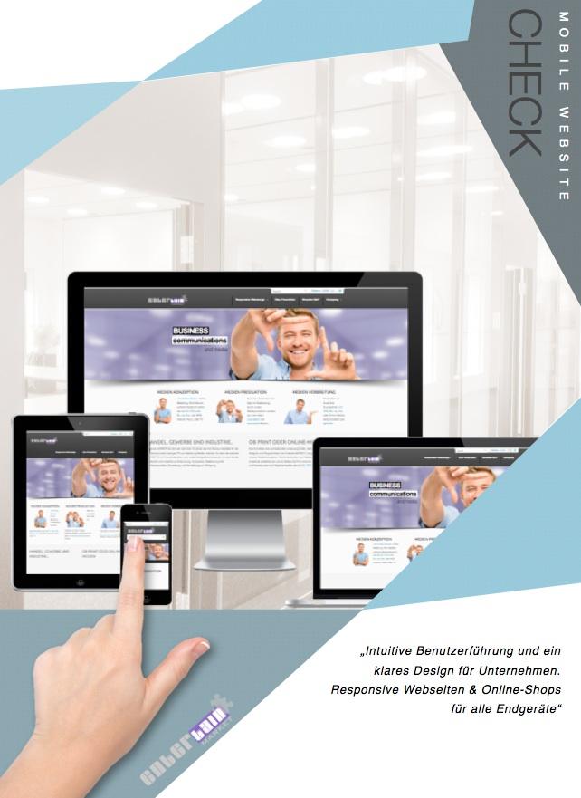 Mobile Webseiten testen auf allen Geräten