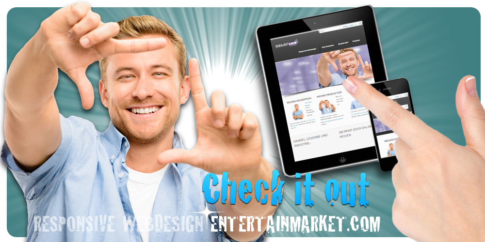 15 neue mobile responsive business Websites - Responsive Webdesign Online Test von Websites