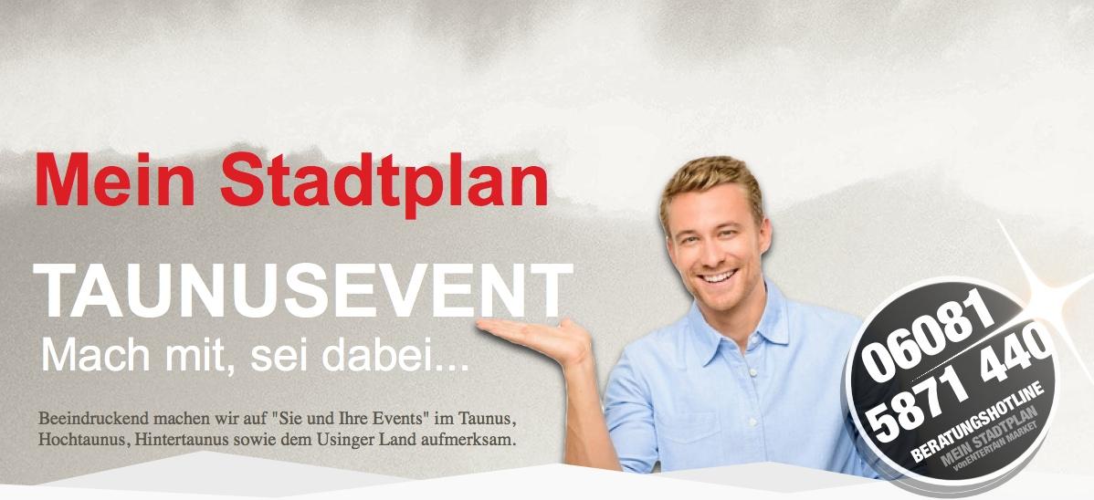 Neues Event-Portal für Events und Veranstaltungen im Taunus (Hessen)