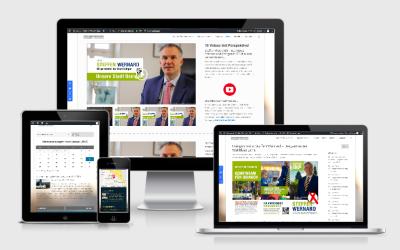 Usingen wählt – Kommunale und politische Webseiten