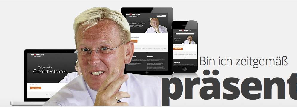 Webseiten auf mobilen Geräten richtig darstellen