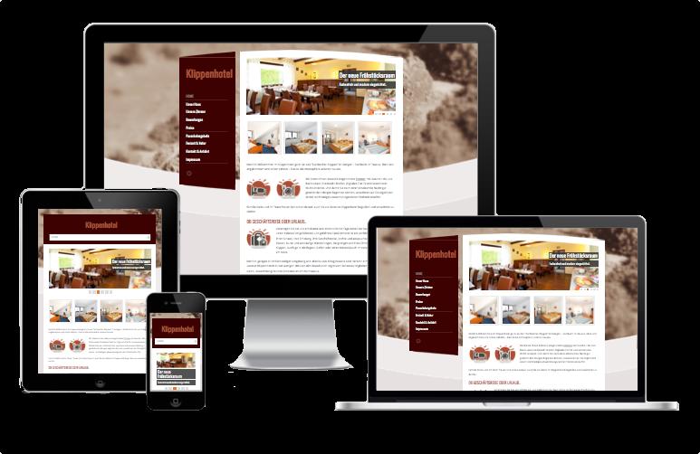Die Entwicklung mobiler Websites für mobiles Internet